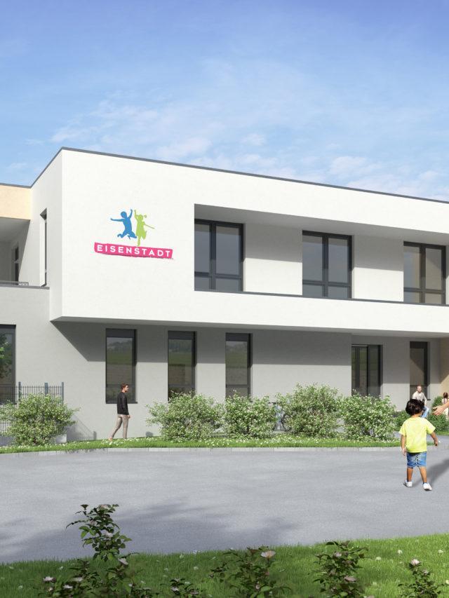 Projekt Eisenstadt Kindergarten