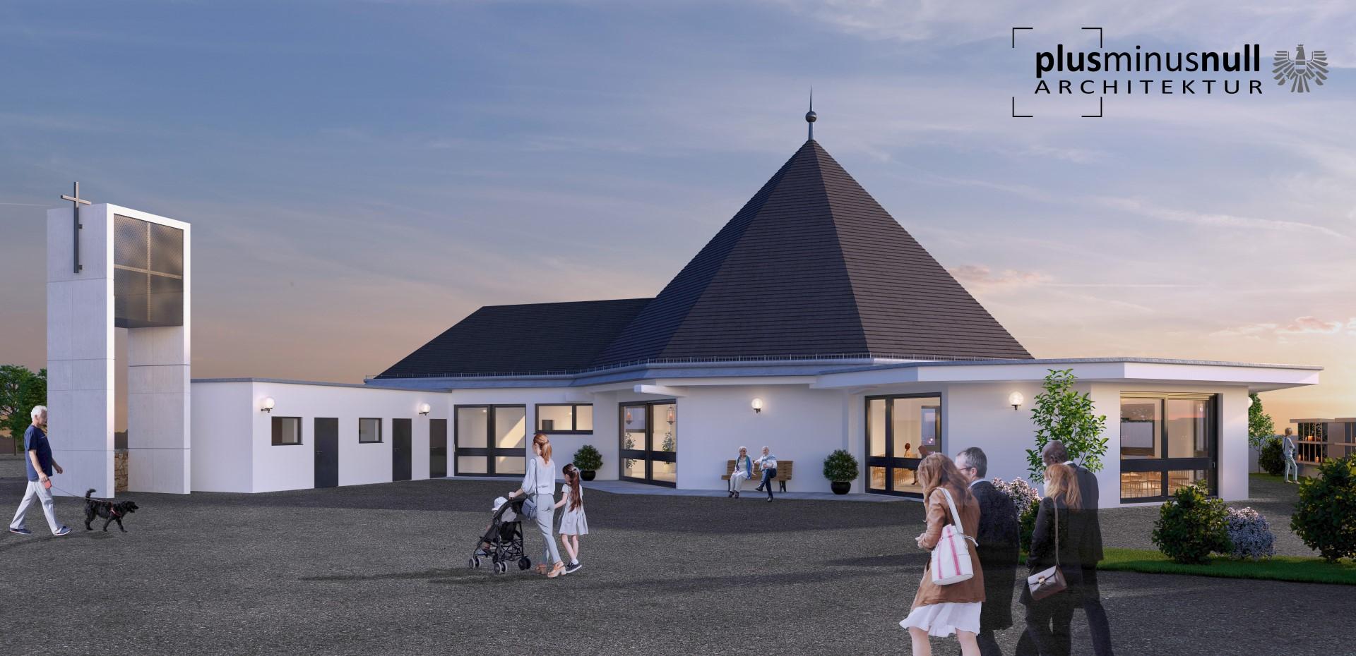 Projekt Eisenstadt Leichenhalle
