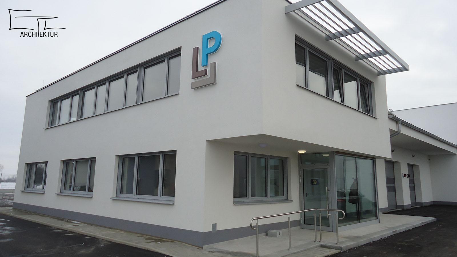 Projekt Parndorf Außenansicht