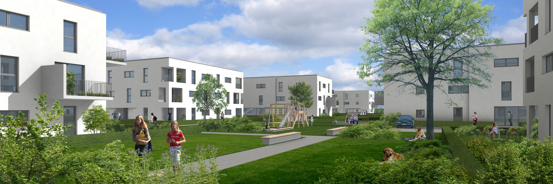 Projekt St. Poelten Nord WB Hart Haiden