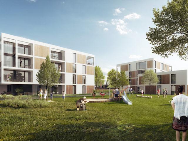 Wohnhausanlage Neunkirchen