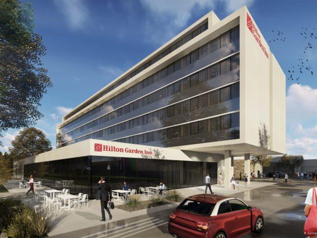 Projekt Hilton Wiener Neustadt
